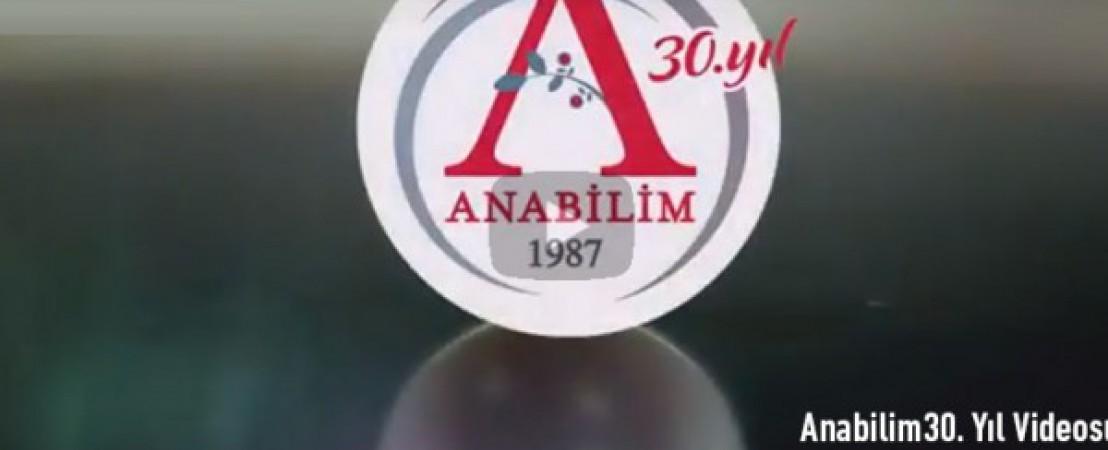 Anabilim 30. Yıl Videosu